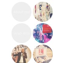 FRANFUN™ | Personal Portfolio - Updated 2013 Version!. Um projeto de Design e Publicidade de Fran Fernández         - 02.01.2012