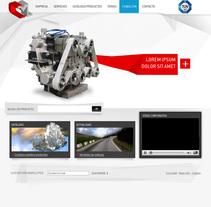 Propuesta web. A Design project by Jaime López Revuelta - 04-01-2011