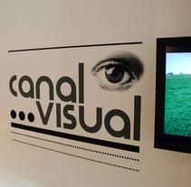 Gráfica Canal Visual. Un proyecto de Diseño e Instalaciones de sergi nadal  - 08-01-2011