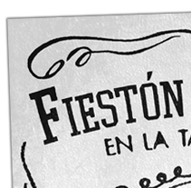 Fiestón Western. A Design project by Chus Margallo - 10-01-2011