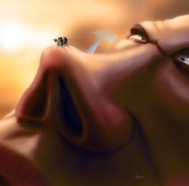 Percepcion temporal. Un proyecto de Ilustración de Fabián García Bailén - Miércoles, 12 de enero de 2011 17:03:21 +0100