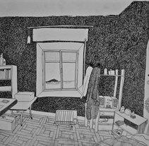 Sueños de Villabat. Un proyecto de Ilustración de David Alvarez Pardo         - 29.01.2011