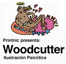 Productos Papeleria para Printnic. A Illustration project by woodcutter Manero         - 30.01.2011