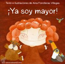 Cuento para niños. Un proyecto de Ilustración de Aina Fonolleras Villegas         - 07.02.2011