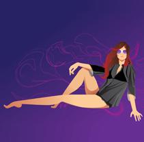 Ilustración. A Illustration project by Estela Choclán - 10-02-2011