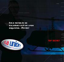 Marketing Relacional BTL. Um projeto de Publicidade de Denise Avilés Graniello         - 11.02.2011