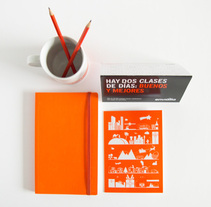 Envialia Agenda. A Design project by Astrid  Ortiz - Feb 22 2011 01:23 PM