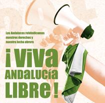 Día de Andalucía. A Advertising project by Juan Manuel Vega Horcas         - 19.03.2011