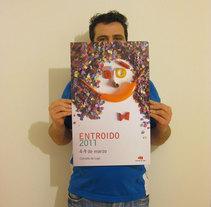 Cartel Entroido Lugo 2011. Un proyecto de Diseño y Publicidad de Aurora Cascudo Román - 27-03-2011