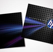 HP STORE. Um projeto de Design de Chang Hyon Lee         - 27.03.2011