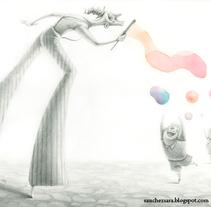 Tradicional / Traditional. Un proyecto de Ilustración de Sara Sanchez Nuñez         - 05.04.2011