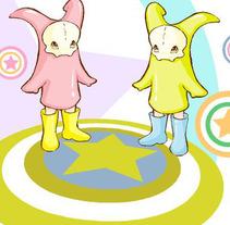 momies. A Design&Illustration project by Dario Enriquez - 01-05-2011