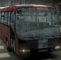 Autobus. A Design, Illustration, and 3D project by zzzz zzzz         - 20.04.2011