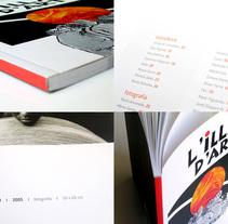 L'iIla Diagonal. Un proyecto de Diseño editorial, Diseño gráfico y Gestión del diseño de le  dezign - Miércoles, 22 de junio de 2011 00:00:00 +0200