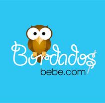 Bordadosbebe.com. A Design project by Patricia García Rodríguez         - 25.04.2011