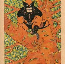SuperNAIFs. Un proyecto de Ilustración de Lopekan :: - 01-05-2011