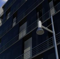 Proyecyo VPO. Um projeto de 3D de Atres-studio         - 09.05.2011