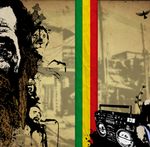 Cosmovisión Afrocaribeña 01. Um projeto de Design de Alfredo Valera Rotundo         - 13.05.2011