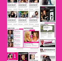 Sitio Closer. Um projeto de Design e Ilustração de Laure Chassaing - 18-05-2011
