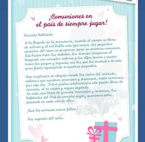 Newsletter Juguettos. Un proyecto de  de Dámaris Muñoz Piqueras - 20-05-2011