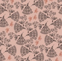 Misako. A Design&Illustration project by Mo Textile Design - May 26 2011 04:31 PM