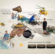 Basado en hechos reales. A  project by Juan Manuel Pelillo - Jun 08 2011 01:24 AM