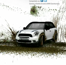 Nuevo MINI COUNTRYMAN. A Design, Advertising, Motion Graphics, Installations, Film, Video, and TV project by Pablo Mateo Lobo - 08-06-2011