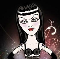 Fetish. A Illustration project by Sandra Romero - Jun 08 2011 12:10 PM