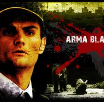 Arma Blanca. A Design, Film, Video, TV&IT project by Stepario         - 20.07.2011