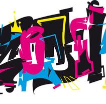 Digitaletters. Un proyecto de Ilustración de Josué Sotés - Jueves, 23 de junio de 2011 00:32:40 +0200