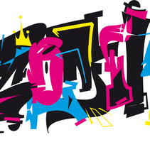 Digitaletters. A Illustration project by Josué Sotés - 22-06-2011