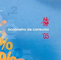 Barómetro 2005. Un proyecto de Diseño, Ilustración, Publicidad, Instalaciones y Fotografía de DUPLO Comunicació Gràfica         - 11.07.2011