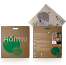 Packaging Hommu. A Design&Illustration project by Gloria  Joven  - 15-07-2011
