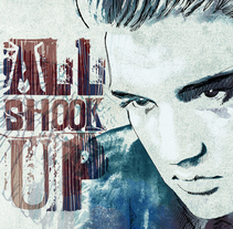 All Shook Up. A Design, Illustration, and Advertising project by Leonor Sanahuja - Jul 19 2011 10:06 PM