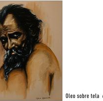 Oleo. A Illustration project by David Díaz         - 20.07.2011