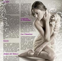 Interior revista. Un proyecto de Diseño, Ilustración y Publicidad de lo dire bajito         - 06.08.2011