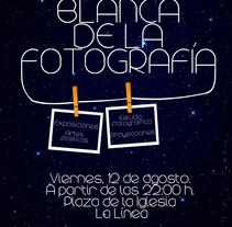Noche Blanca de la Fotografía. Un proyecto de Diseño de Paola Ríos Comunicación, Marketing y Diseño.          - 12.08.2011