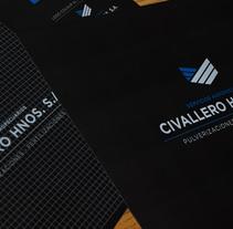 Civallero Hnos.. A Design project by Fernando González Sawicki         - 23.08.2011
