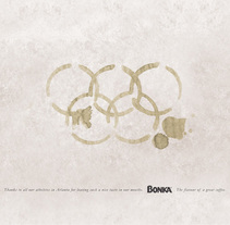 Bonka Olympics Sponsorship. A Advertising project by Lorenzo Bennassar - Sep 06 2011 06:58 AM