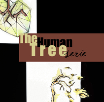 The Human Tree. A Design&Illustration project by Marisela Andara Sánchez         - 02.10.2011