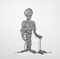 B Y N. A Illustration project by Patricia Iglesias Carriches - Jul 04 2014 12:00 AM