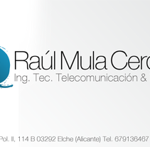 Identidad corporativa RMC. A Design, Illustration, and Motion Graphics project by Pepe Belda Parres         - 24.10.2011