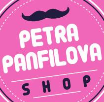 Imagen corporativa Petra Panfilova. Un proyecto de Diseño de dramaplastika - 26-10-2011