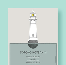 Sotoko Hotsak '11. A Illustration, and Graphic Design project by La caja de tipos  - 13-09-2011