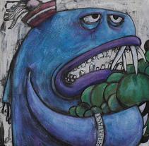 ''Biopark''. Um projeto de Ilustração de Natxo  Ramirez Garcia - 08-11-2011