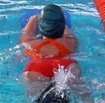 Encuentro de natación. Un proyecto de Diseño y Publicidad de AOH  - 07.11.2007