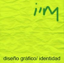 Trabajo de diseño gráfico/ Identidad. Un proyecto de Diseño, Ilustración y Publicidad de Eva  G. Navarro - 16-11-2011