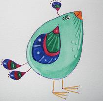 Ilustraciones. Un proyecto de Diseño e Ilustración de maría sanz garcía         - 29.11.2011