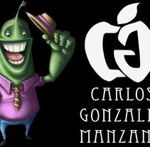 Diseños. A Design, Illustration, and 3D project by carlos  gonzalez manzano - 11-12-2011