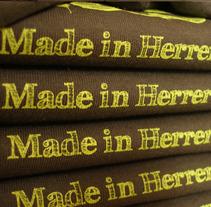 Made in Herreruela. Un proyecto de Diseño y Publicidad de Sara Bravo         - 13.08.2013